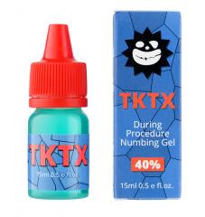TKTX 40%, Гель - анестетик, 15ml