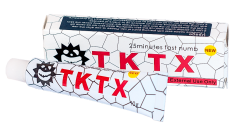 TKTX 35% (White), Крем - анестетик, 10g