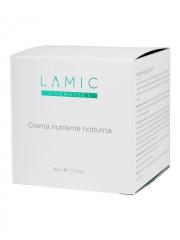 """Ночной питательный крем """"Crema nutriente notturna Lamic cosmetici"""", 50ml"""